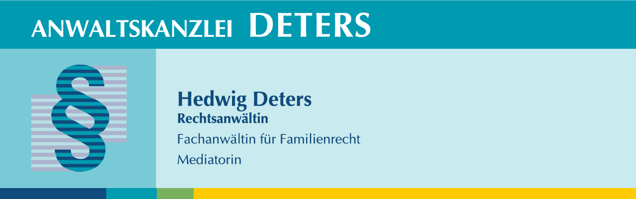 Hedwig Deters – Rechtsanwältin Mosbach